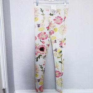 chaser floral jogger sweatpants